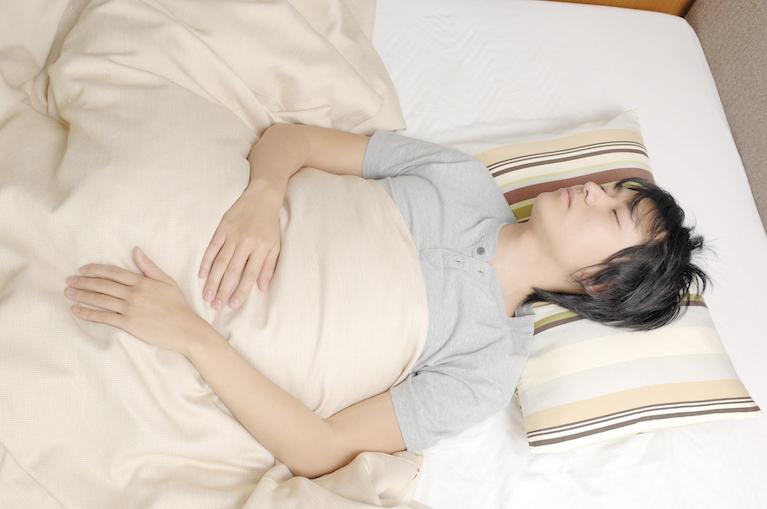 不眠の症状